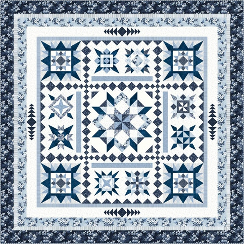 Azul Block of the Month