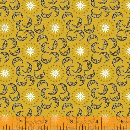 Celestial 39585m 3 windham fabrics for Constellation fleece fabric