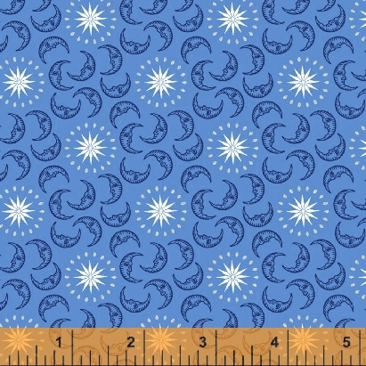 Celestial 39585m 4 windham fabrics for Celestial pattern fabric
