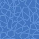 Geometric star pattern