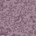 All-over floral, purple