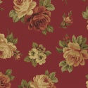 Floral pattern, all-over