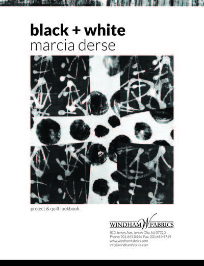 Black + White by Marcia Derse