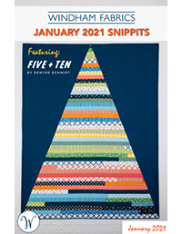 Snippits JAN 2021 Catalog by Windham Fabrics