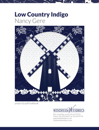 Low Country Indigo by Nancy Gere