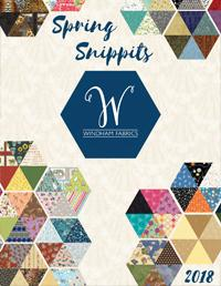 Snippits 2018 by Windham Fabrics
