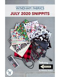 Snippits JULY 2020 by Windham Fabrics