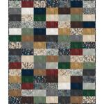 3-Step Quilt in Terrain Flannel by