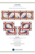 Cucina Table Runner & Placemats by