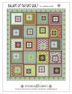 Balance of Nature Quilt by