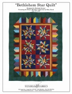 Bethlehem Star Quilt by