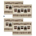 Dark Roast Placemats by