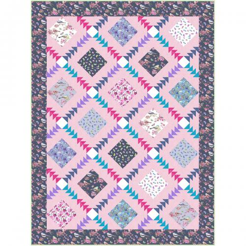 Flitter & Flutter by Joanna Marsh for Kustom Kwilts