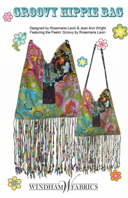 Groovy Hippie Bag by Rosemarie Lavin & Jean Ann Wright