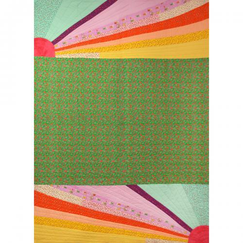 Sunbeam by Quilt: Josie Kate Snyder | Pattern: Heidi Pridemore