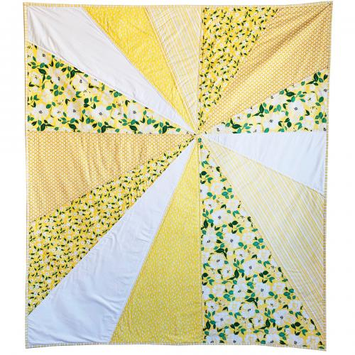 Sunburst Picnic Blanket by You and Mie