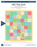 ABC Play Quilt by Stacey Day