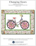 Changing Gears (Flower Pedals) by Heidi Pridemore
