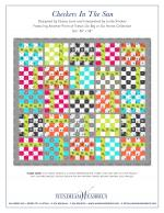 Checkers in the Sun by Ebony Love of LoveBug Studios