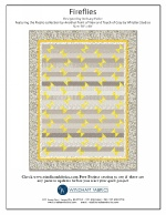 Fireflies by Bethany Fuller of Grace's Dowry Quilts