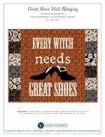 Every Witch Needs Great Shoes by Casey York