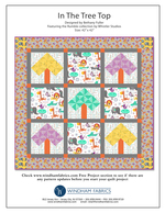 In the Tree Top  by Bethany Fuller of Grace's Dowry Quilts