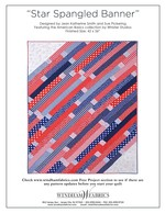 Star Spangled Banner by Jean Smith and Sue Pickering