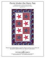 Picnic Under the Stars, Too Placemats by Jean K. Smith and Sue Pickering