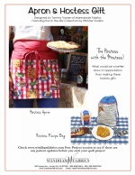 Apron & Hostess Gift by Tammy Vasser