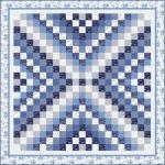 Blue Cluster by Wendy Sheppard
