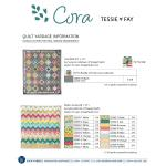 Cora Project Yardage Requirements by Various Designers