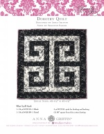 Dorothy Quilt by Anna Griffin