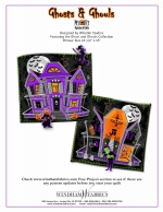 Ghosts & Ghouls - Pillows by Whistler Studios