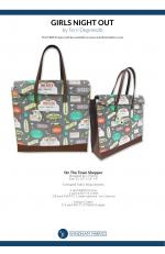 On the Town Shopper by LJ Simon
