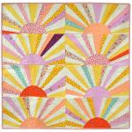 Good Morning Sunshine by Quilt: Heather Ross + Angela Miller | Pattern: Heidi Pridemore