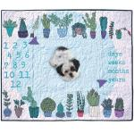 Milestone Mat (Heather Givans) by Heather Givans and Lisa Swenson Ruble