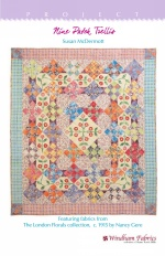 Nine Patch Trellis by Susan McDermott