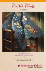 Prairie Winds Quilt by Jill Reid