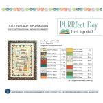 Purrfect Day Project Yardage Requirements by Various Designers