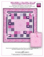 Quilting For The Cure by Hilary Bobker