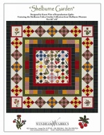 Shelburne Garden by Karen Witt of Reproduction Quilts
