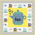 Tea Time by Eat, Sleep, Quilt!