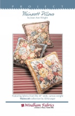 Wainscott Pillows by Jean Ann Wright