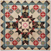 Secrets and Shadows by Denice Lipscomb, Common Threads Quilting
