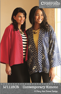 Contemporary Kimono by Amy Barickman for Indygo Junction