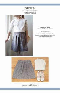 Butterfly Skirt by Oliver +S