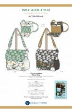 Classic for Mom Diaper Bag by Sue Marsh for Whistlepig Creek Productions