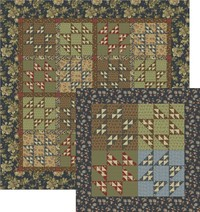 A Bit of Luck by Bethany Fuller of Grace's Dowry Quilts