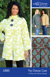Chinois Coat - IJ885 by Indygo Junction