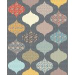 Gaslight (Kashmir) 68 x 82 by Jessica Vandenburgh for Sew Many Creations